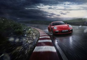 Born in Flacht. The new 911 GT3